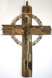 finished cross