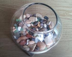 Pebble jar